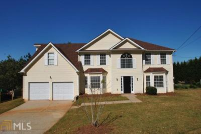 Ellenwood Single Family Home Under Contract: 3486 Riverview Chase Way