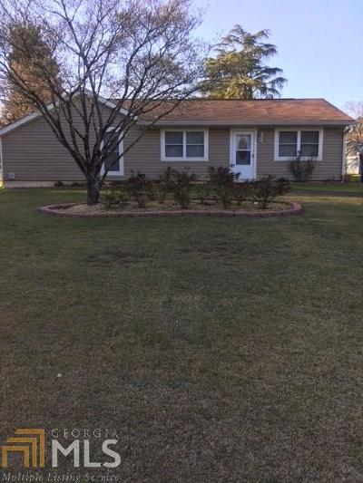 Lilburn Single Family Home Under Contract: 5107 NW Rosestone Dr