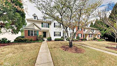 Lawrenceville Condo/Townhouse Under Contract: 2609 Waverly Hills Dr