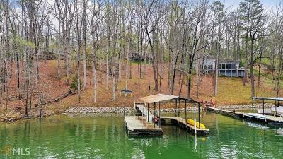 Cumming, Gainesville, Buford Single Family Home For Sale: 6060 Pilgrim Point Cir