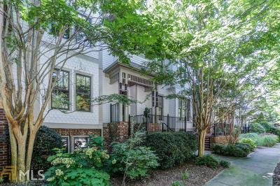 Condo/Townhouse For Sale: 499 Moreland Ave #H