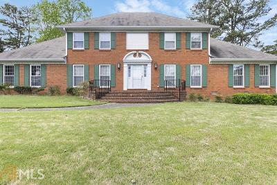 Fayetteville Single Family Home Under Contract: 105 Monticello Way