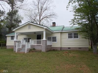 Butts County Single Family Home Under Contract: 139 Old South River