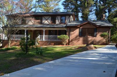 Stone Mountain Single Family Home For Sale: 4512 Allgood Springs Dr
