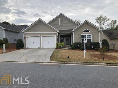 Acworth Single Family Home Under Contract: 2422 NW Centennial Hill Way
