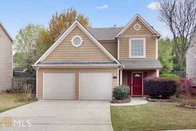 Roswell Single Family Home Under Contract: 13010 Crabapple Lake Dr