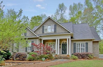 Tyrone Single Family Home Contingent With Kickout: 185 Taylor Ridge Ct