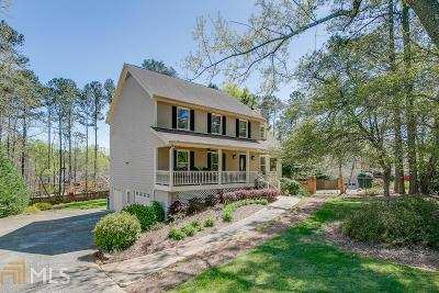 Duluth Single Family Home Under Contract: 2943 Brookshire Way