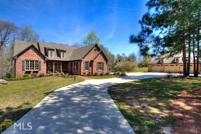 Cartersville Single Family Home Under Contract: 31 Jim Knight Rd