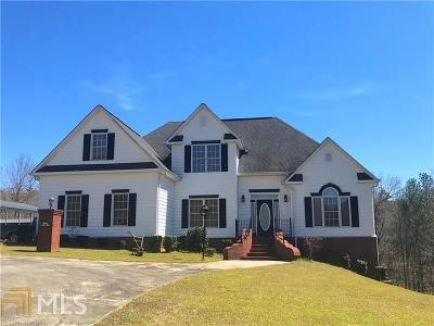 Dawson County Single Family Home For Sale: 130 Trout Shoals Rd