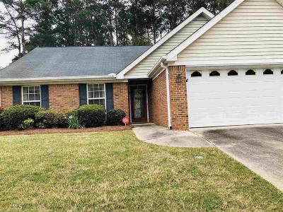 Fayetteville Single Family Home Under Contract: 115 Stratford Way