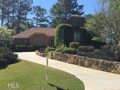 Peachtree City GA Single Family Home Under Contract: $359,900