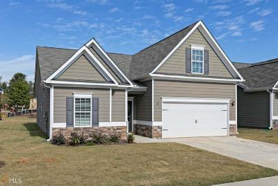 Newnan Single Family Home Under Contract: 32 October Way #27