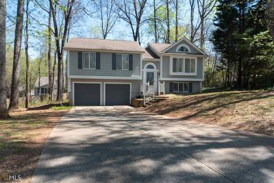 Roswell Single Family Home Under Contract: 1110 Taylor Knoll Close