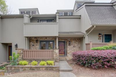 Brookhaven Condo/Townhouse Under Contract: 1210 Druid Knoll Dr