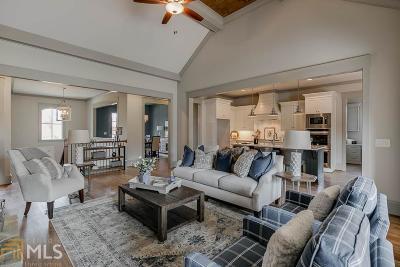 Braselton Single Family Home New: 2476 Rock Maple Dr