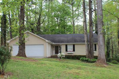 Stone Mountain Single Family Home Under Contract: 335 Royal Oaks Ter