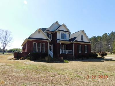 Griffin Single Family Home Under Contract: 1317 Cheatham Rd #4