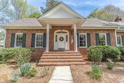 Haddock, Milledgeville, Sparta Single Family Home For Sale: 3630 NE Sussex Dr
