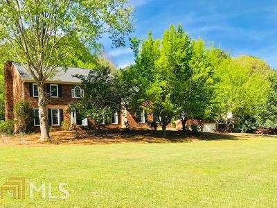 Peachtree City GA Single Family Home For Sale: $394,500