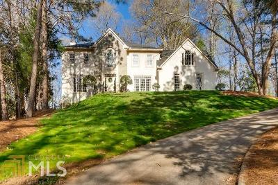 Roswell Single Family Home For Sale: 4040 Inverness Xing