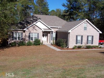 Statesboro Single Family Home For Sale: 1013 Monarch Cir
