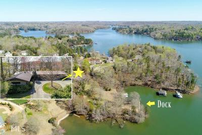 Dawsonville Single Family Home Under Contract: 504 Woodland Cir