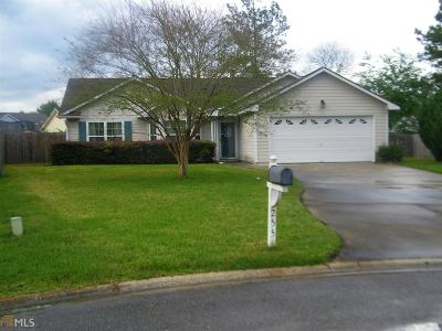 Kingsland Single Family Home Under Contract: 255 Merriwood Cir