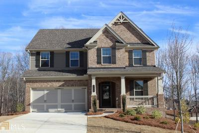 Cumming Single Family Home For Sale: 4125 Candlewood Dr
