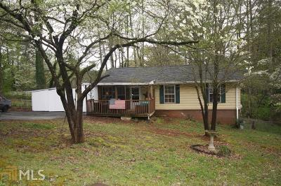 Kennesaw Single Family Home Under Contract: 4601 Myrtle Hill Dr