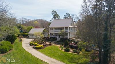 Dawsonville Single Family Home For Sale: 214 Grizzle Farm Rd