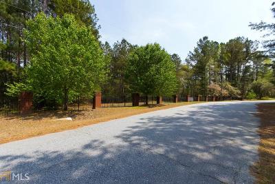 Loganville Residential Lots & Land For Sale: 5176 Wheeler Dr