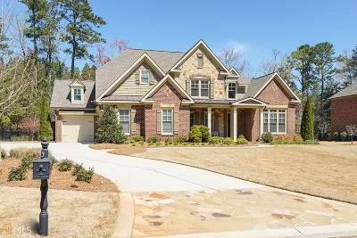 Kennesaw Single Family Home Under Contract: 2347 Tayside Xing