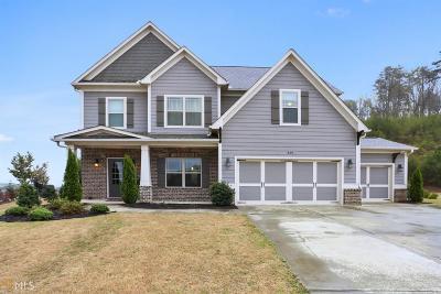 Canton Single Family Home New: 429 W Canyon Creek Lndg