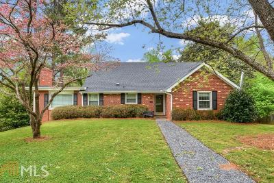 Newnan Single Family Home For Sale: 26 Waverly Cir