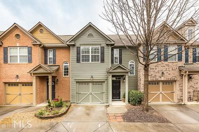 Kennesaw Condo/Townhouse For Sale: 1354 Dolcetto Trce #7