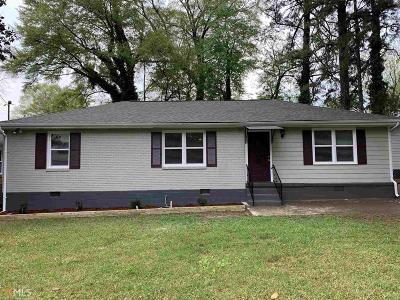 Hapeville Single Family Home New: 480 Oak Dr