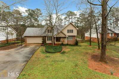 Rockdale County Single Family Home New: 4811 W Lake Dr