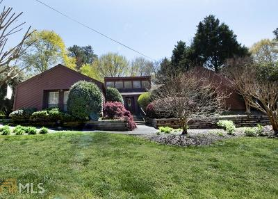 Stone Mountain Single Family Home Under Contract: 5258 Santee St