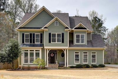 Canton Single Family Home New: 314 Oak Hill Ln