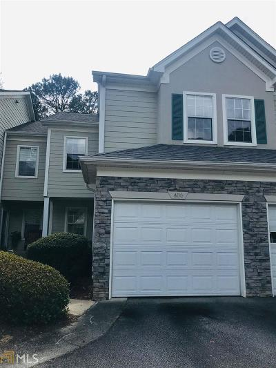 Peachtree City GA Condo/Townhouse Under Contract: $199,000