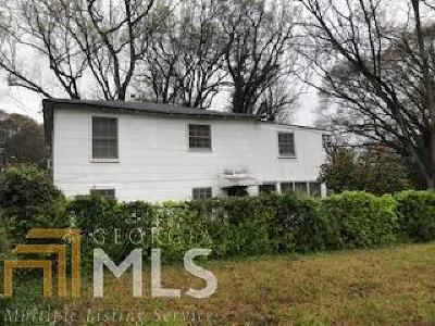 Hapeville Multi Family Home New: 3140 5th St