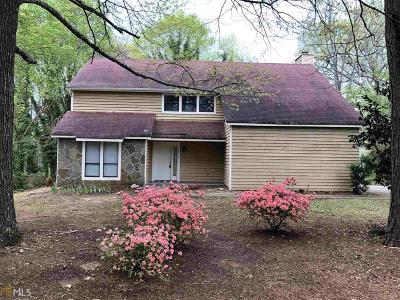 Stone Mountain Single Family Home For Sale: 4936 Terrace Green Way