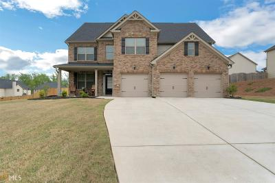 Grayson Single Family Home New: 372 Oatgrass Dr #/3