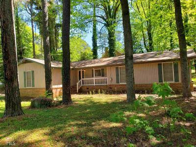 Stone Mountain Single Family Home For Sale: 551 Stewart Mill Rd