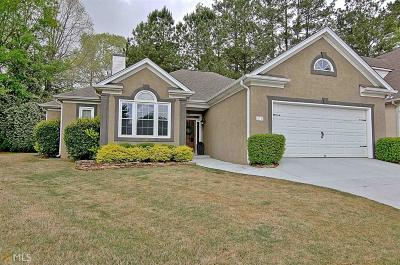 Peachtree City GA Single Family Home Under Contract: $289,900