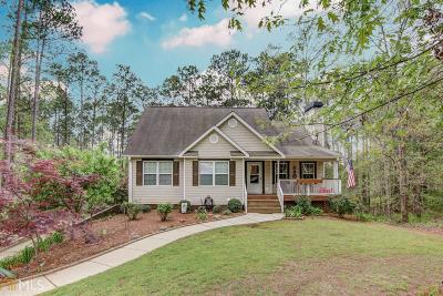 Jasper County Single Family Home Under Contract: 122 Robin Ct