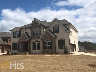 McDonough Single Family Home Under Contract: 125 Radcliffe Dr #31