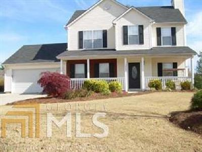 Loganville Single Family Home Under Contract: 3855 Michaels Creek Way