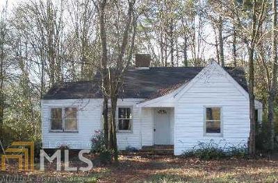 Monroe Single Family Home Under Contract: 109 Glen Iris Dr